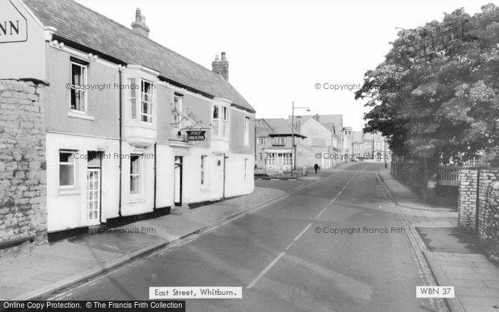 Photo of Whitburn, East Street c.1965