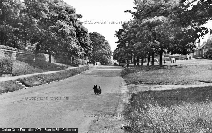 Photo of Whitburn, Front Street c.1960