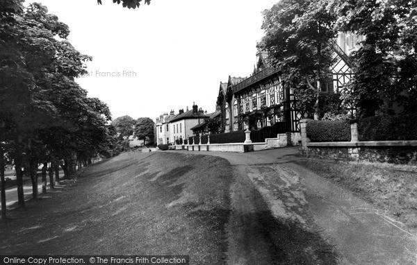 Photo of Whitburn, The Bank c.1955