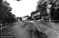 Whitburn, The Bank c.1955