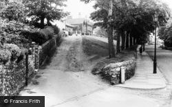 Whitburn, The Bank c.1960