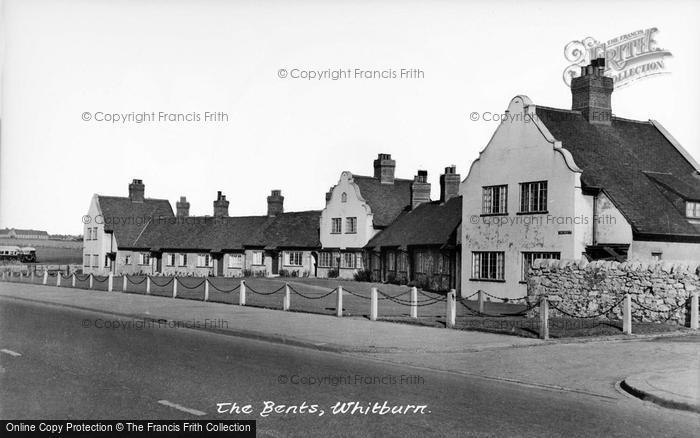 Photo of Whitburn, The Bents c.1955