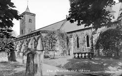 Whitburn, The Church c.1955
