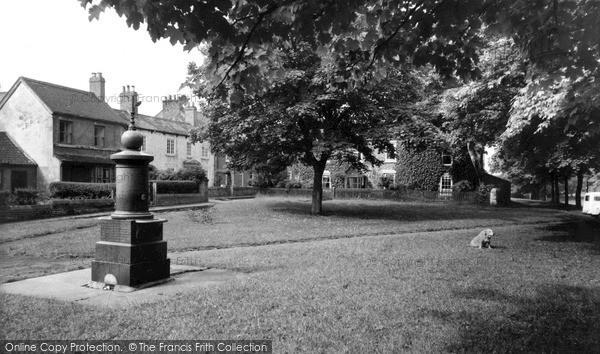 Photo of Whitburn, The Green c.1955