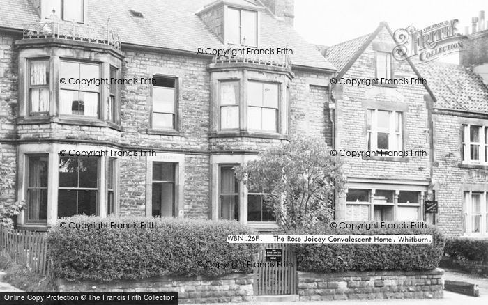 Photo of Whitburn, The Rose Joicey Convalescent Home c.1960