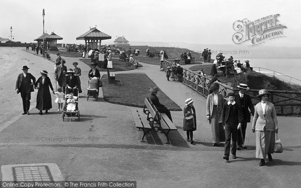 Photo of Whitby, A Sunday Stroll 1913