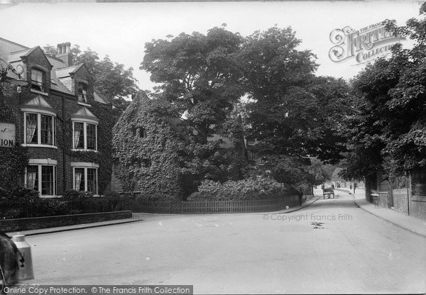 Photo of Whitby, Bagdale Old Hall 1913