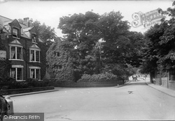 Whitby, Bagdale Old Hall 1913