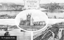Whitby, Composite c.1900