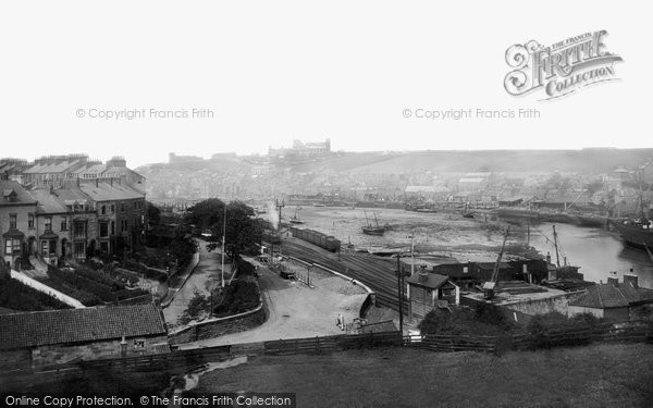 Photo of Whitby, From Boghall c.1886