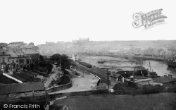Whitby, From Boghall c.1886