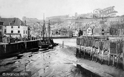 Whitby, From Railway Station c.1861