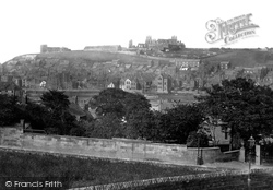 Whitby, From Spring Hill 1885