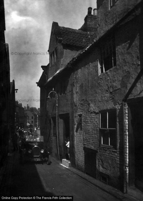 Photo of Whitby, Haggersgate 1927
