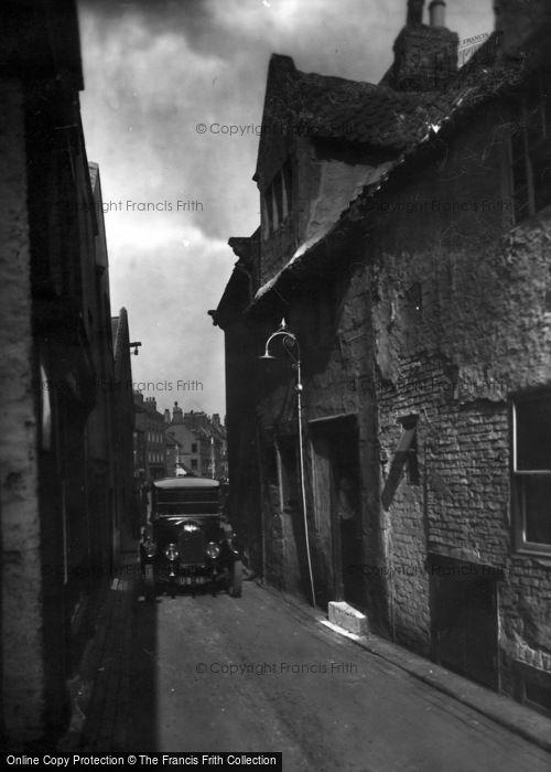 Photo of Whitby, Haggersgate 1927