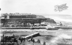 Whitby, Harbour Entrance 1930