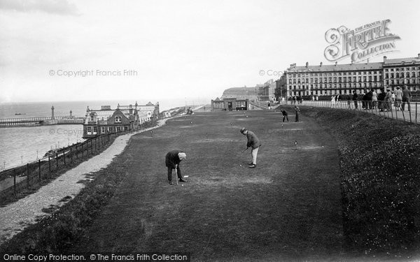 Photo of Whitby, Hard Courts And Putting Green 1923
