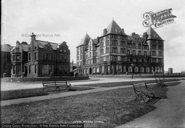 Photo of Whitby, Hotel Metropole 1901