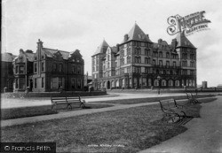 Whitby, Hotel Metropole 1901