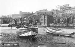 Whitby, Low Tide 1930