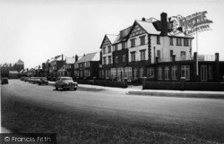 Whitby, Moorlands c.1955