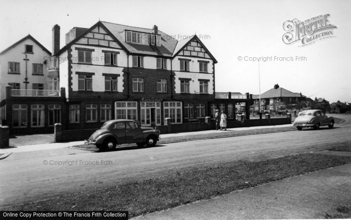 Photo of Whitby, Moorlands c.1955