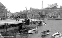Whitby, New Quay Road 1936