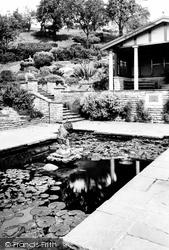 Whitby, Pannett Park 1934