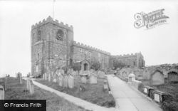 Whitby, Parish Church 1913