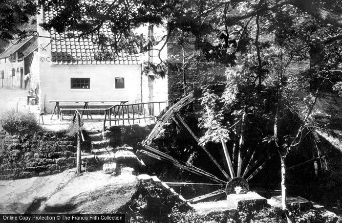 Photo of Whitby, Rigg Mill 1885