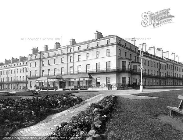 Photo of Whitby, Royal Hotel 1925