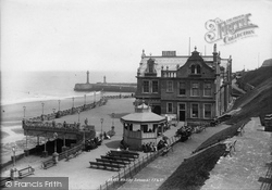 Whitby, Saloon 1897