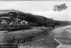 Whitby, Sands 1913