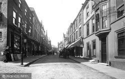 Whitby, Skinner Street 1930