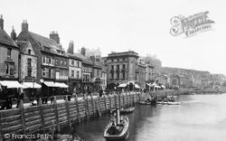 Whitby, St Ann's Staith 1886