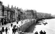 Whitby, St Ann's Staith 1913