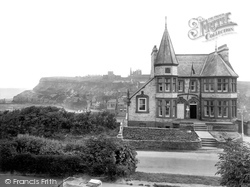Whitby, Streonshalh Hotel 1925