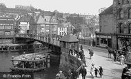 Whitby, the Bridge 1913
