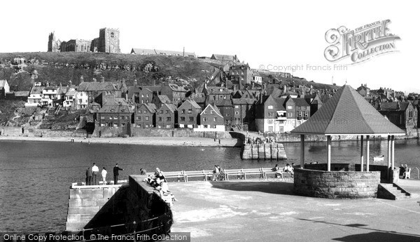 Photo of Whitby, The Church From Khyber Pass c.1960