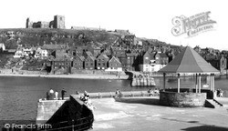 Whitby, The Church From Khyber Pass c.1960