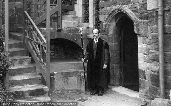 Photo of Whitby, The Churchwarden 1913