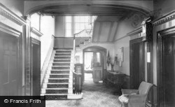 Whitby, The Entrance Hall, St Hilda C.E.Holiday Home c.1955
