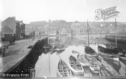 Whitby, The Harbour 1930