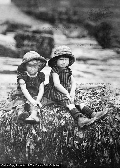 Photo of Whitby, The Heavenly Twins 1891