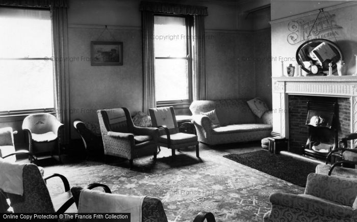 Photo of Whitby, The Lounge, St Hilda C.E.Holiday Home c.1955