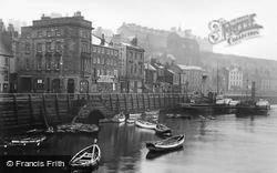 Whitby, The Quay c.1930