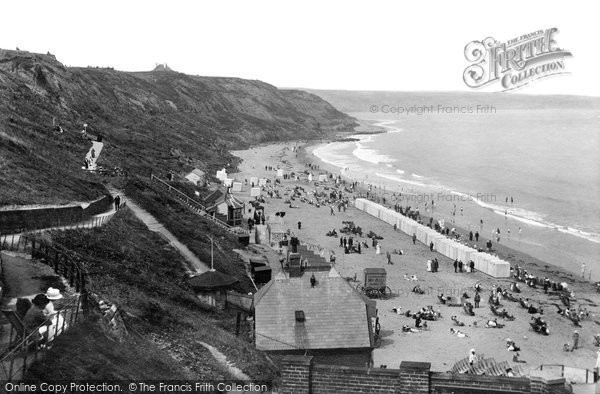 Photo of Whitby, The Sands 1913