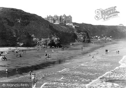 Whitby, The Sands 1927