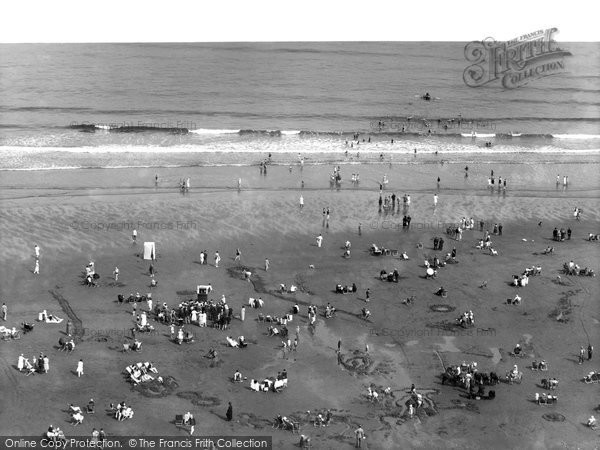 Photo of Whitby, The Sands 1927