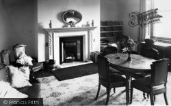 Whitby, The Smoking Room, St Hilda C.E.Holiday Home c.1955